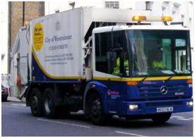 Compactor-truck